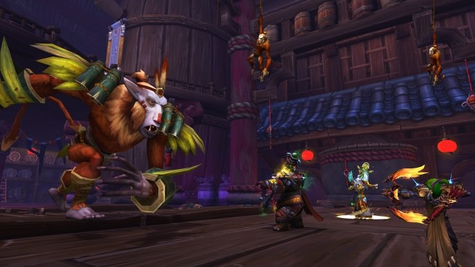 Caminhada temporal da semana em World of Warcraft é de Mists of Pandaria