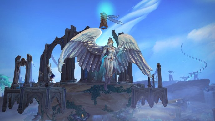 Saiba mais sobre as regiões de World of Warcraft: Shadowlands com o Tarov Gaming