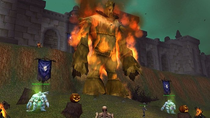 Evento da Noturnália no World of Warcraft: Classic!