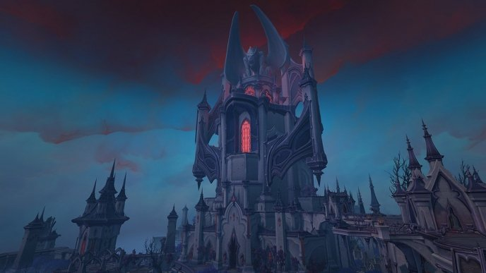 Beta de Shadowlands: Mais testes no Castelo de Nathria em 06/11