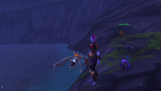 Pescadores de World of Warcraft