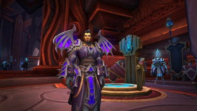 World of Warcraft: Shadowlands está disponível!