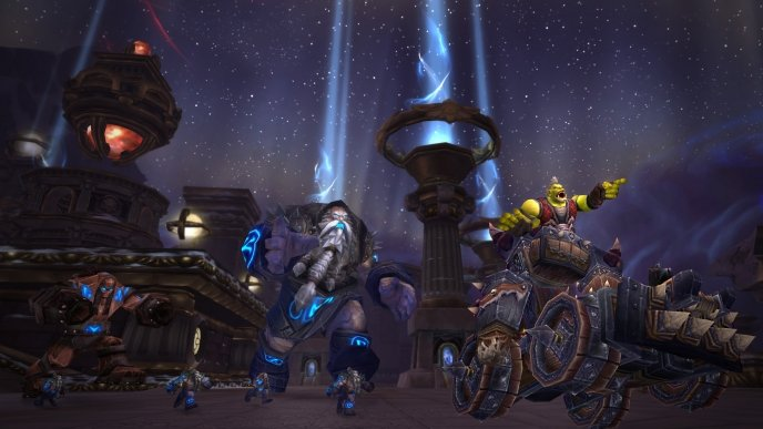 Caminhada Temporal de Wrath of the Lich King está ativa!
