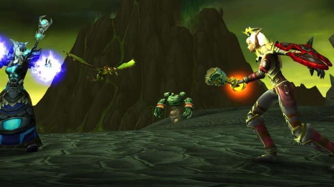 Burning Crusade Classic estará no patch 2.4.3