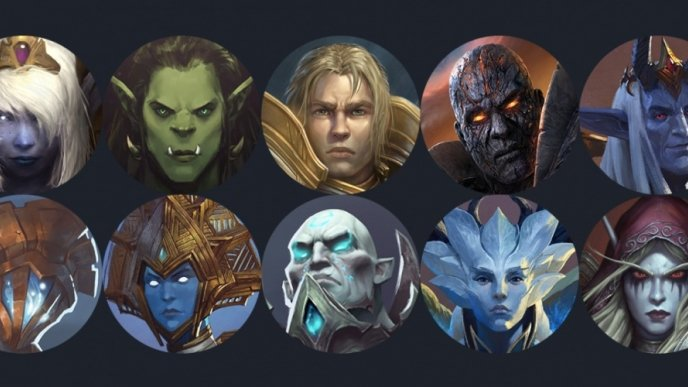 Aplicativo Battle.net é atualizado com avatares de personagens de Shadowlands e Yrel
