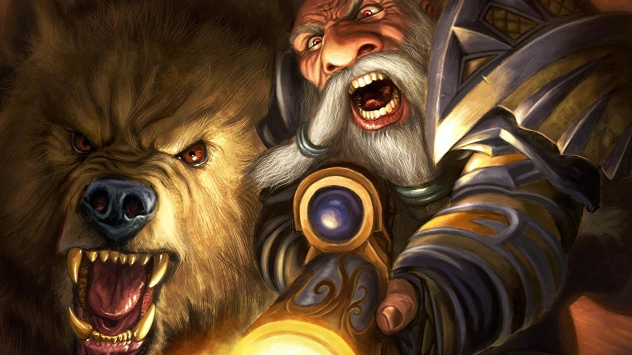 World of Warcraft Caçador Art 04-06-2020