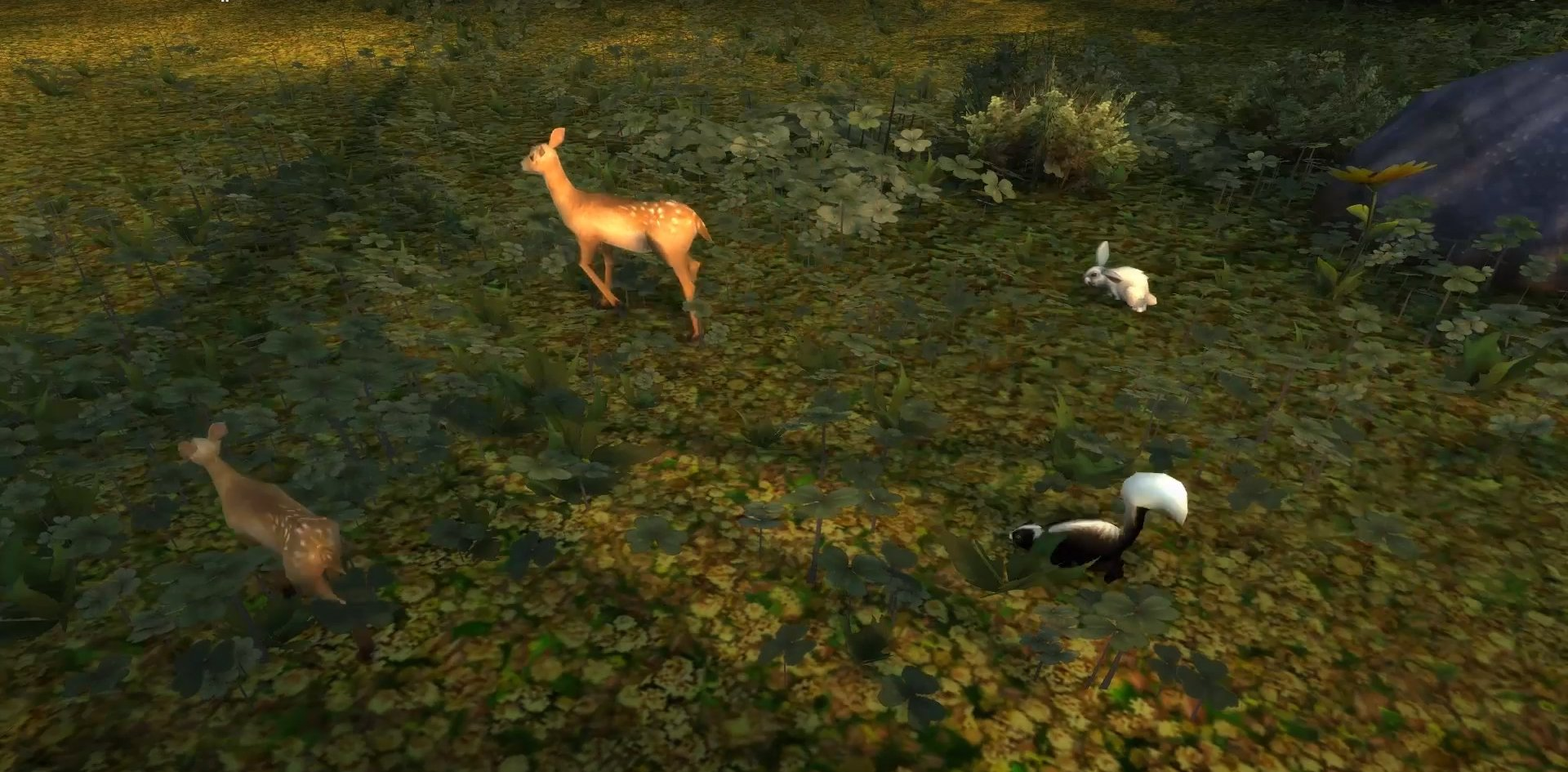 WoW Easter Egg 2 - Bambi