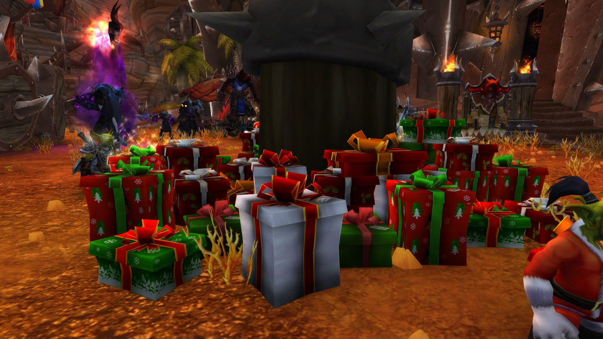 Evento de Natal no World of Warcraft